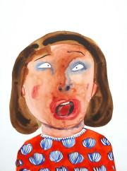 Neurotic Lady; Flustered Fareeda